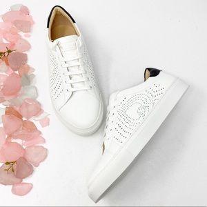 Kate Spade Ashlynn NEW Leather Sneakers Sz 7.5